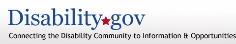 Disability Gov Logo