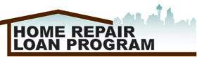 Home Repair Loan Program Logo