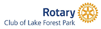Lake Forest Park Rotary Logo